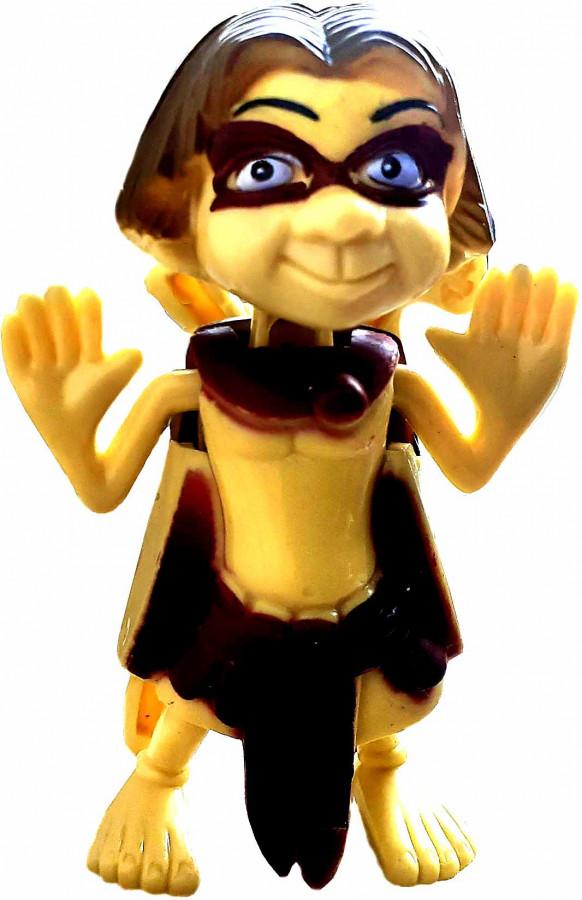 Заводна іграшка 'Фараон' 6,5см (432шт) на планшетці 12-5-9см