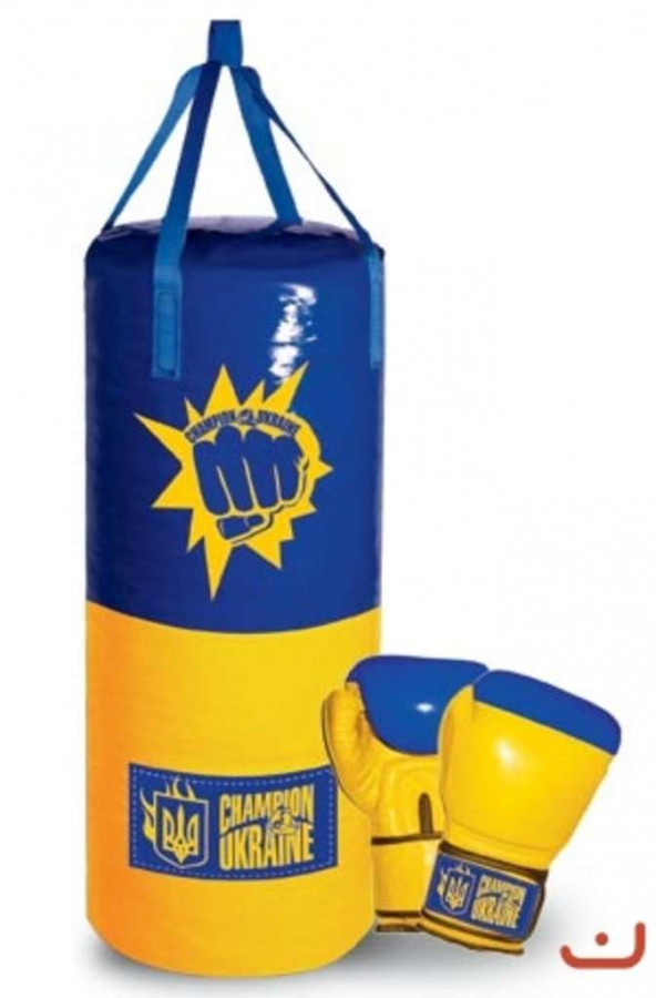 Боксерський набір 'Україна' середній (10шт