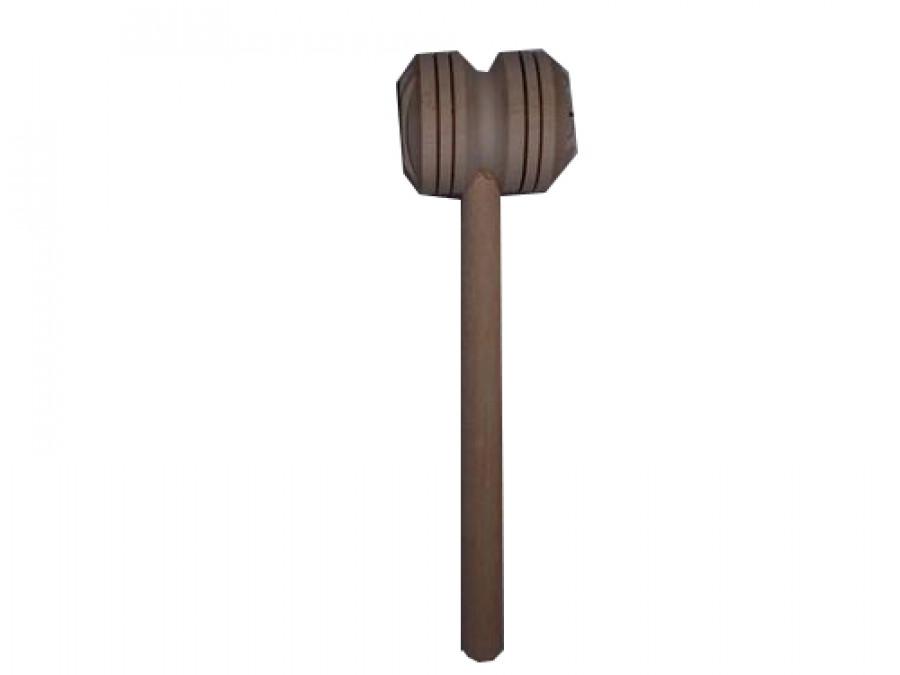 Молоток деревянний