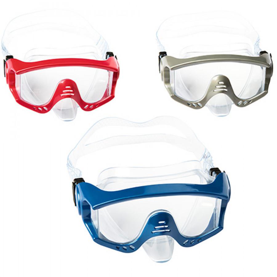BW Маска для плавання 22044 (12шт) 3 кольори,