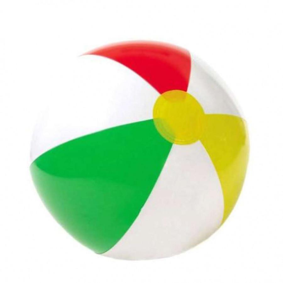 М'яч (36шт) різноколірний, 51см