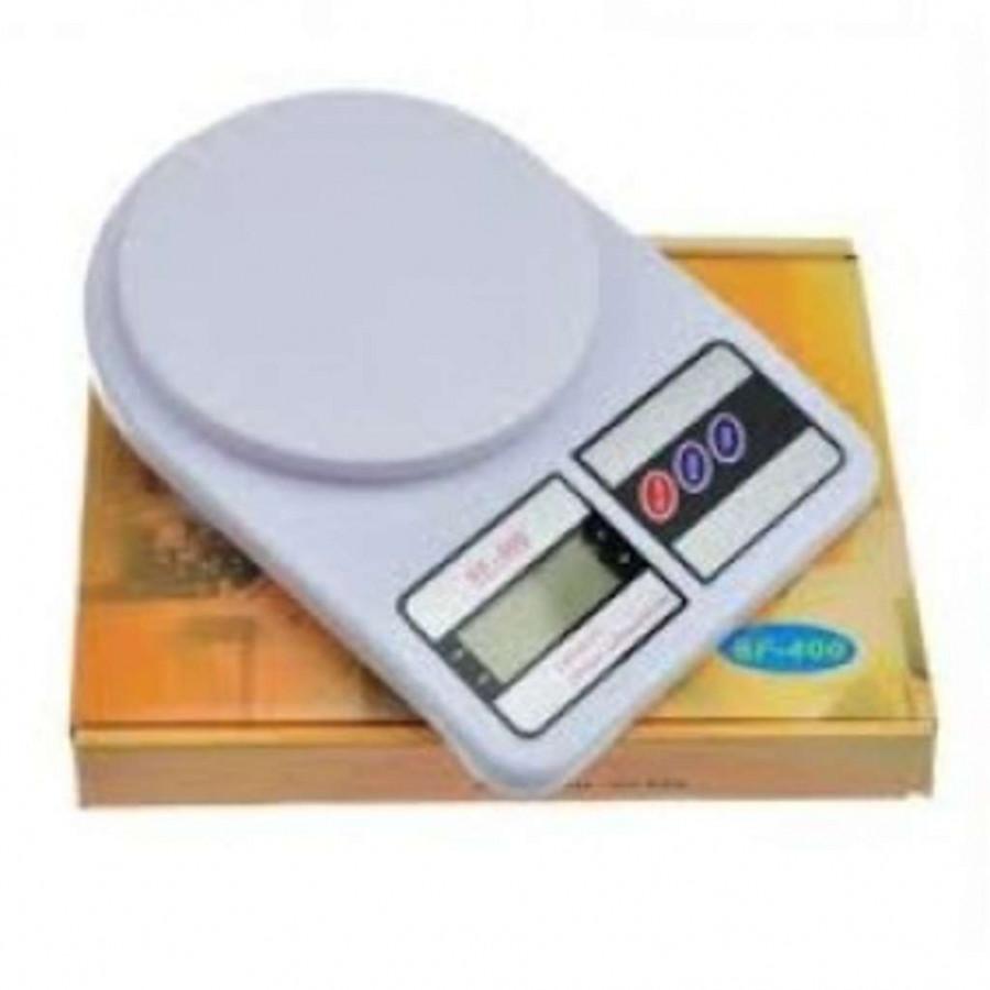 Вага електронна на 7 кг (40шт) 4*17*24