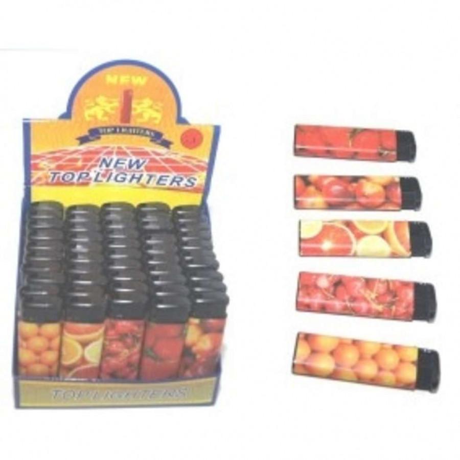 Запальничка (1000шт) фрукти,запах