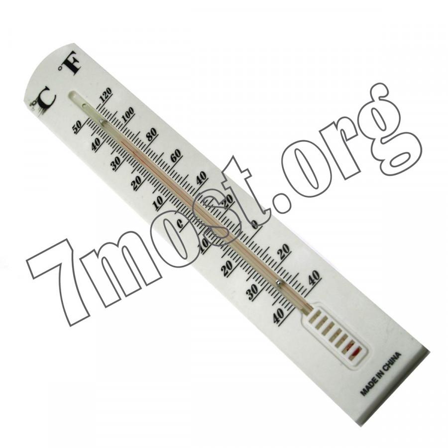 Термометр №СН-004 пл. для кімнати  в кл. (1*6,3*39,9)см (200шт)