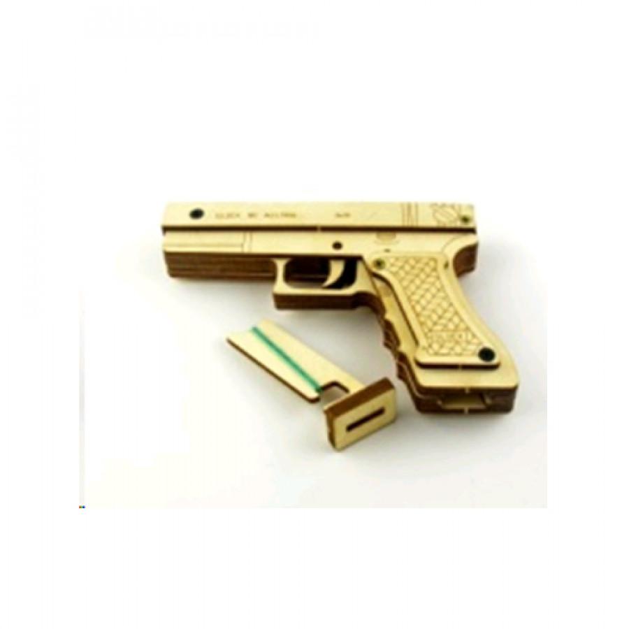 Пазл 3D 'GLOCK' серія 'Зброя'