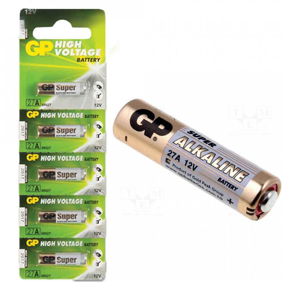 Батарейка GP A27 (ціна за штуку)