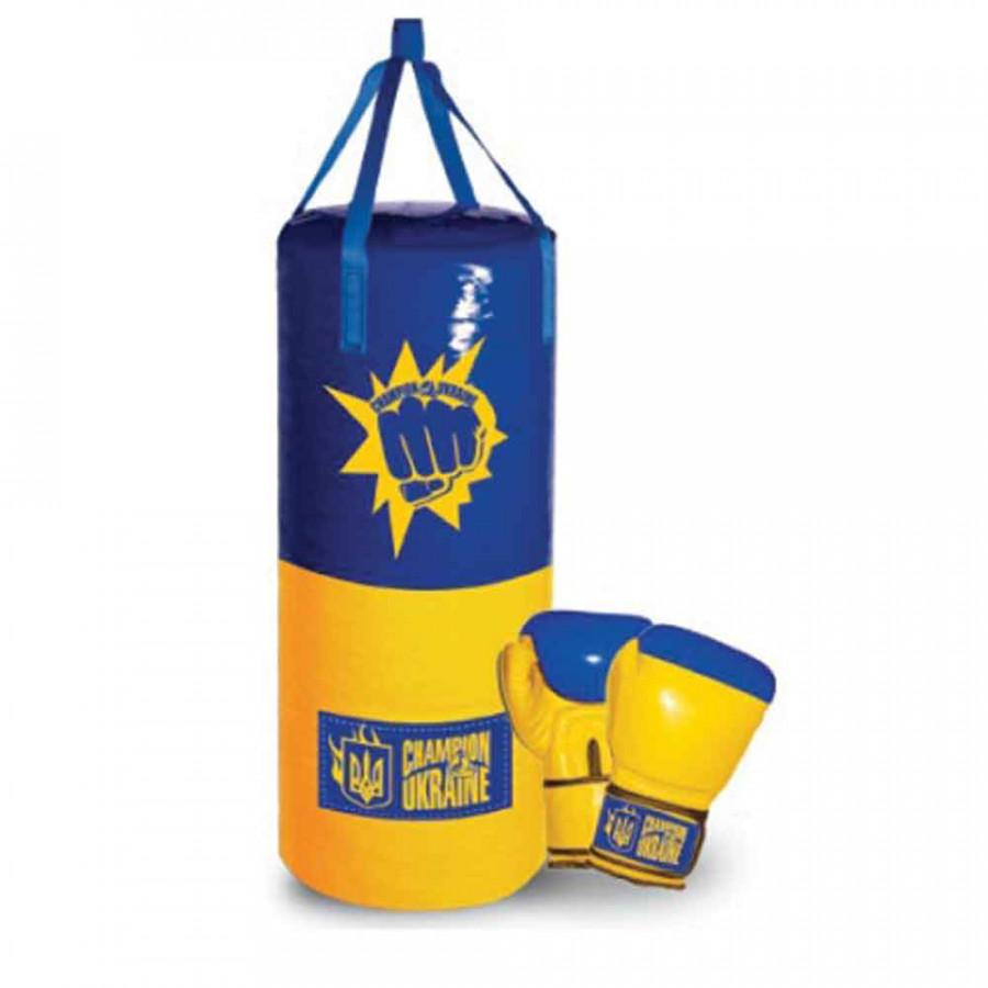 Боксерський набір 'Україна' малий (10шт S-UA
