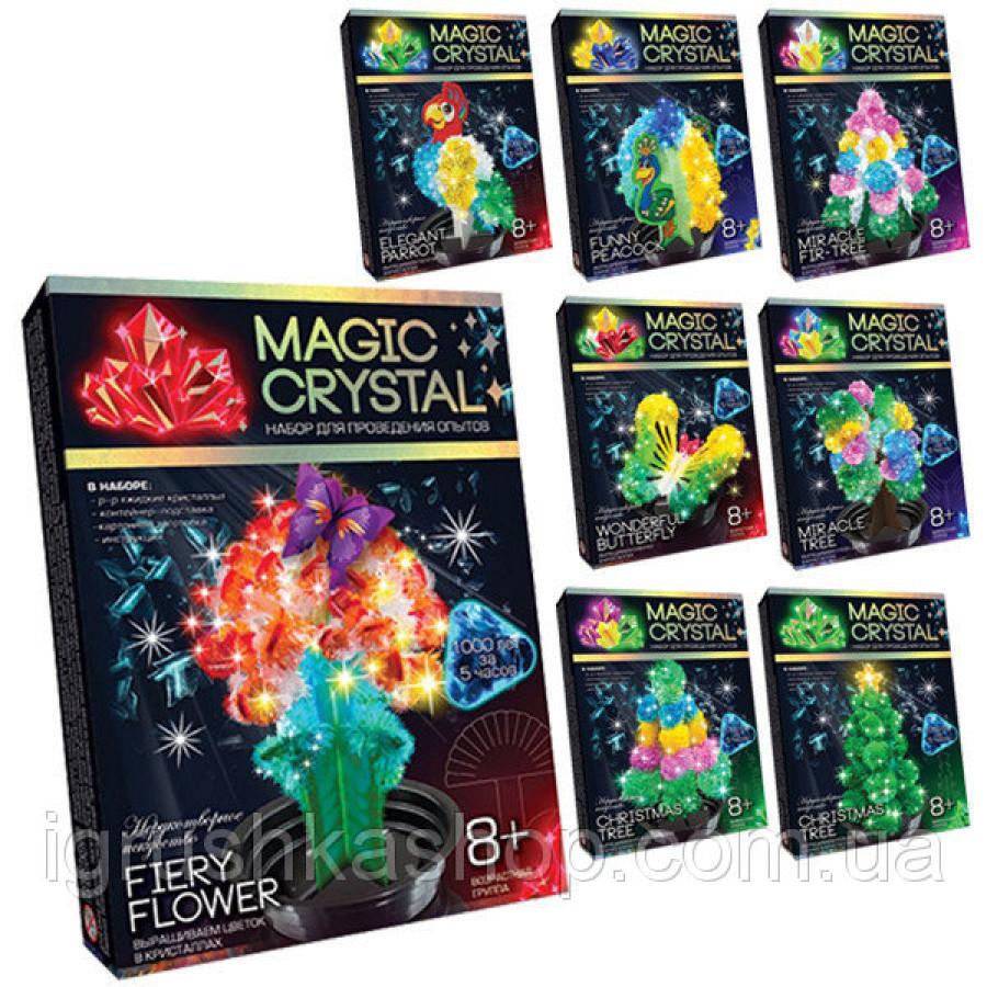 Набір для проведення дослідів 'MAGIC CRYSTAL' (16шт), ОМС-01-01,02,03,04,05..08