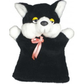 Лялька-перчатка Котик