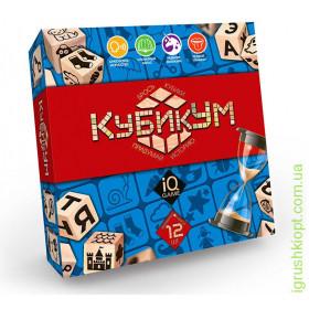 Розважальна гра 'КубикУм' укр (6)G-KU-01U