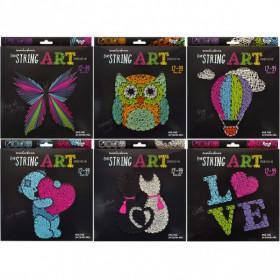 Креативна творчість 'The 'STRING ART' укр (12) STRA-01-01U,02U,03U...06U