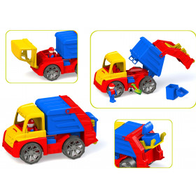 Авто сміттевоз М4 (18УП) 17-16-29см