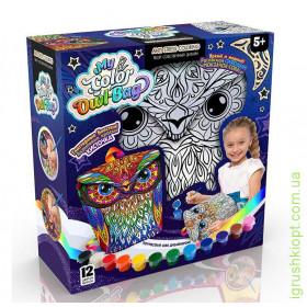 Креативна творчість 'My Color Owl-Bag' рюкзачок-сова укр (4) COWL-01-01U