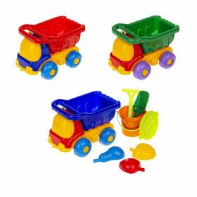 Машина 'Бджілка ' №3 (машина, відерко, сито, лоп. и граб. ЛГ2, три пас. П2)