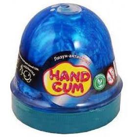 Лизун-антистрес ТМ Mr.Boo Hand gum Синій 120 г.