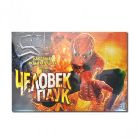 Гра настільна мала 'Людина-павук' укр (20)SPG09-U