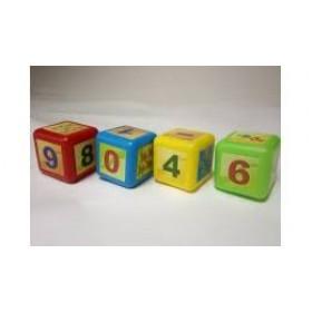 Кубики малі  Математика 028-6