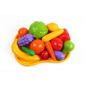 Набір фруктів та овочів ТехноК', арт.5347