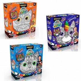Креативна творчість 'My Color Pet-Bag' сумочка укр (6)CPB-01-01U,02U,03U