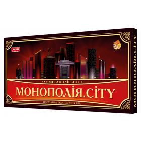 Монополія. CITY