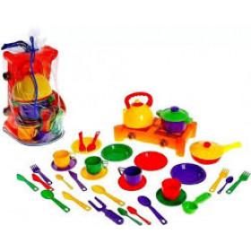Набір посуду (34 предмета)