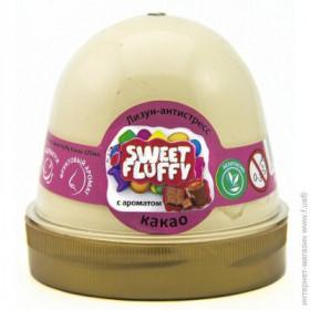 Лизун-антистрес TM Mr.Boo Sweet fluffy Какао 120мл. -УКР