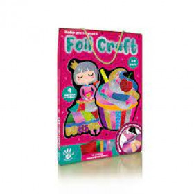 Набір для творчості 'Foil Craft. Принцеса' VT4433-11 (укр)