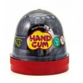 Лизун-антистрес ТМ Mr.Boo Hand gum Чорний 120 г.