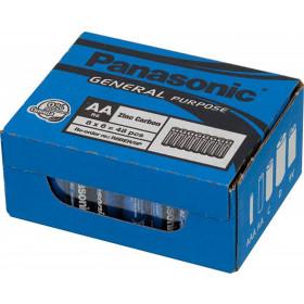 Батарейка Panasonik R6 (уп.48шт)