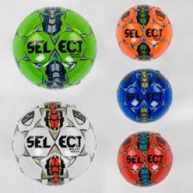 Мяч футбольний  С 40079 (150) РАЗМЕР №2, материал PVC, 100 грамм, баллон резиновый, 5 видов